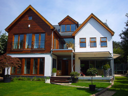 Elford House in 'Coast' magazine