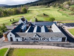 Ballindalloch craft distillery