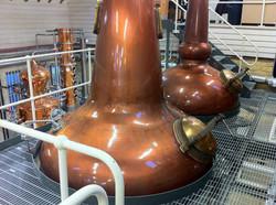 Craft whisky stills