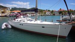 Marina waterside living