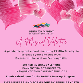 A Musical Valentine