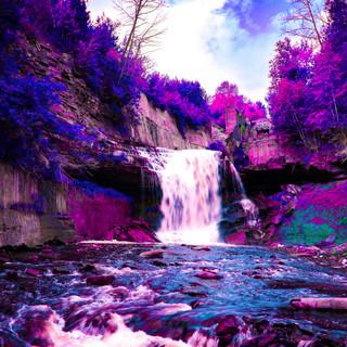Cateract Falls purple