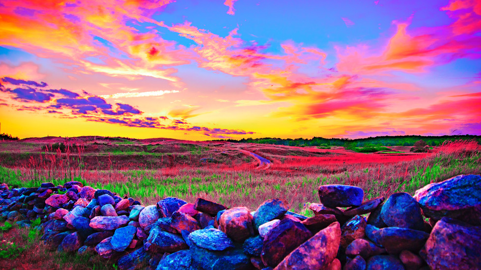 Caledon Sunset
