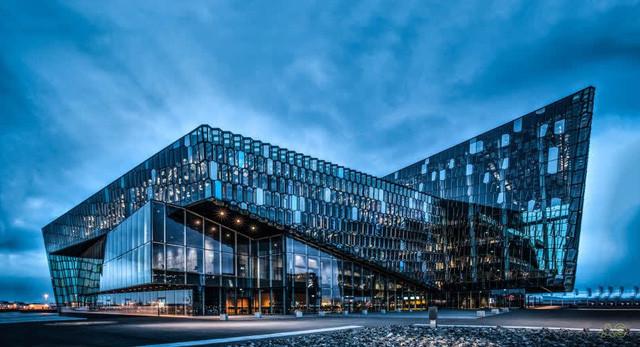 Harpa là một trong những kiến trúc đương đại đẹp mắt nhất tại Iceland |VNGAMES
