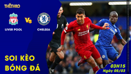 Soi kèo Liverpool Vs Chelsea 3h15 Ngày 05/03/2021