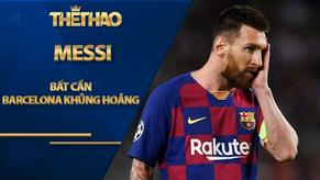 """Barca khủng hoảng: Có một Messi bất cần, chỉ biết """"đổ tại"""" đồng đội kém cỏi"""
