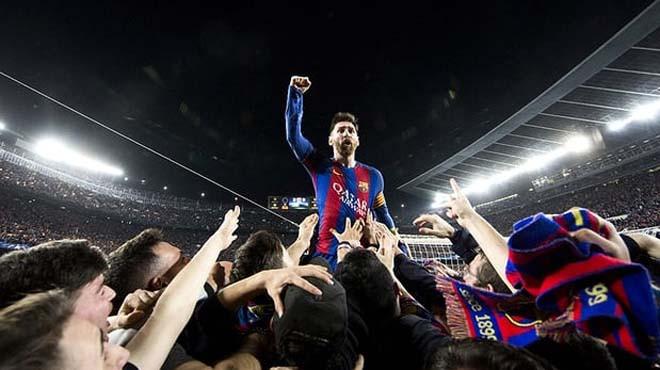 Messi không phải thủ lĩnh tốt