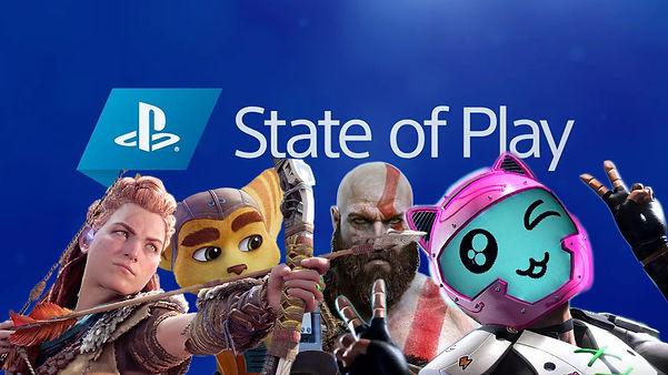 Sự kiện State of Play mới của PlayStation được ra mắt trong tuần này