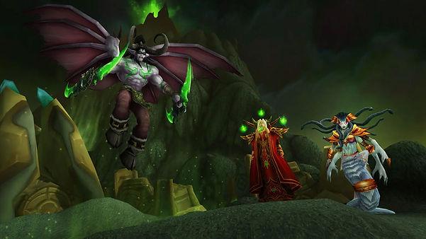 World of Warcraft: Burning Crusade Classic có thể phát hành đầu tháng 6