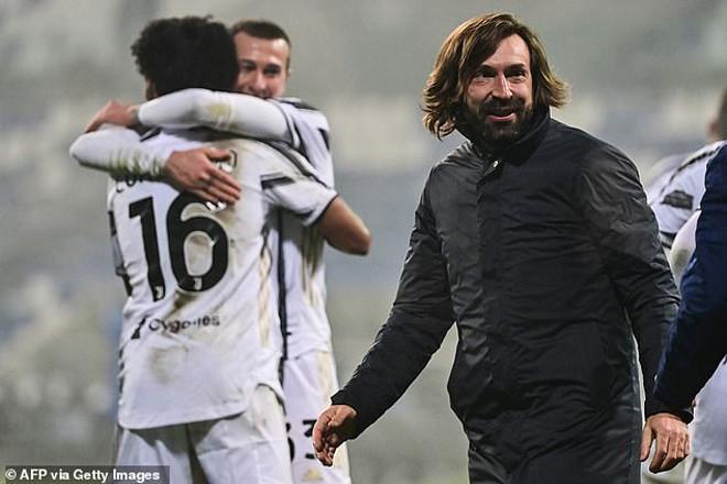 Juventus đang quyết tâm bảo vệ ngôi vương Serie A