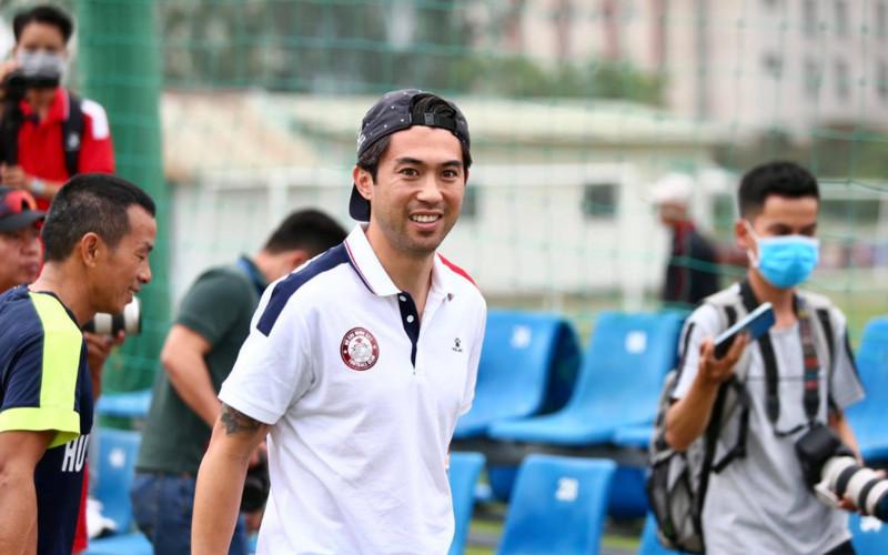 V-League 2021 hoãn, Lee Nguyễn sẽ có thêm thời gian hòa nhập