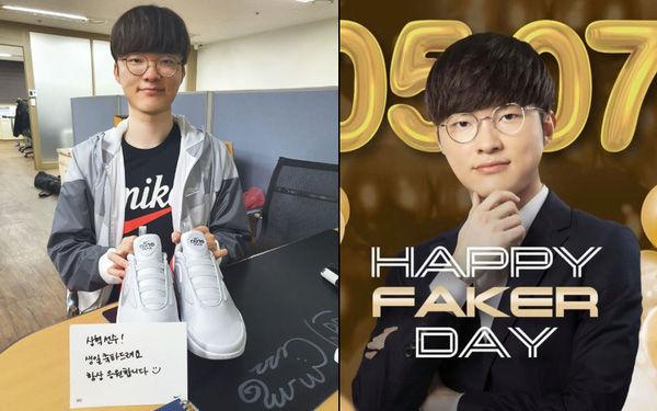 Fan Đài Loan thuê hẳn quảng cáo xe bus để chúc mừng sinh nhật Faker