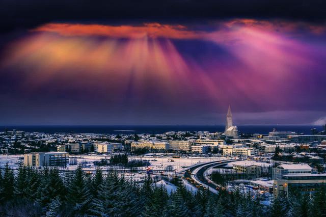 Reykjavik là thủ đô và cũng là thành phố lớn nhất Iceland |VNGAMES