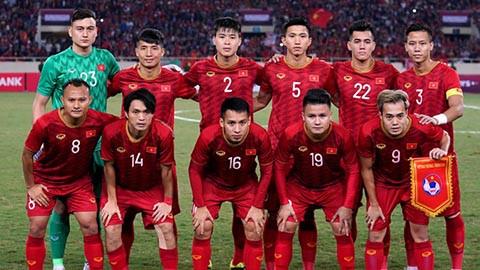 ĐT Việt Nam sẽ có sự xáo trộn lực lượng đáng kể khi trở lại với vòng loại World Cup 2022 trong tháng 6