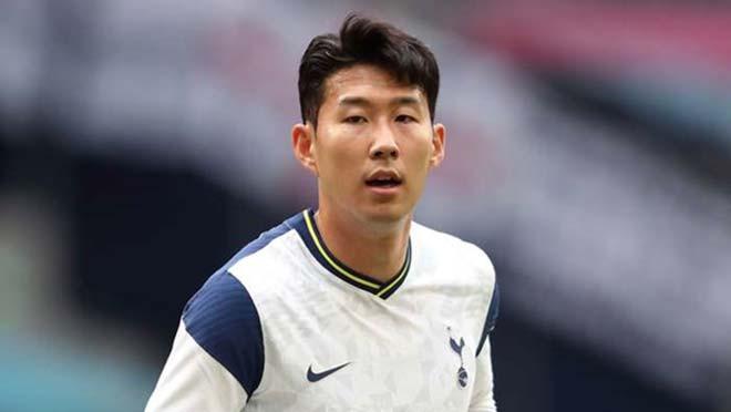 Son Heung Min đã chơi 6 mùa giải cho Tottenham và ghi được 102 bàn
