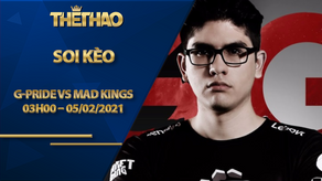 Kèo DOTA2, G-Pride vs Mad Kings – OGA DPC South America Regional League Season 1: Lower Division