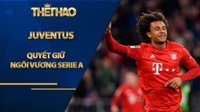 Juventus quyết giữ ngôi vương Serie A: Đem 2 SAO Bayern về trợ chiến Ronaldo