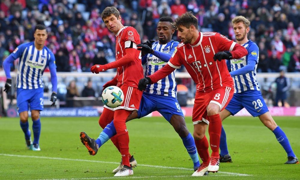 Soi kèo Hertha Berlin vs Bayern - kubets.net
