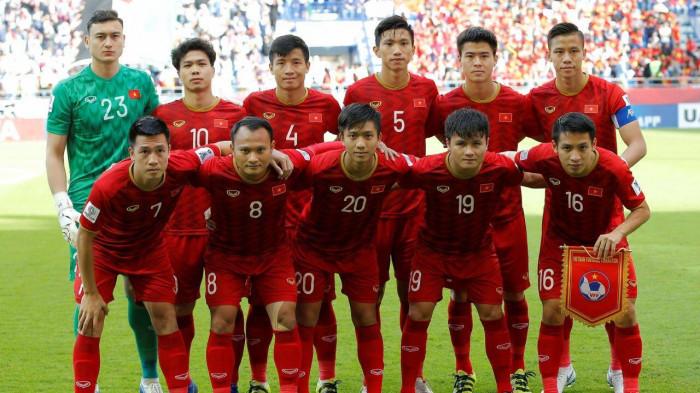 Đội tuyển Việt Nam đang dẫn đầu bảng G vòng loại World Cup 2022 khu vực châu Á