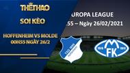 Kèo nhà cái Hoffenheim vs Molde, 00h55 ngày 26/2, Cúp C2 Châu