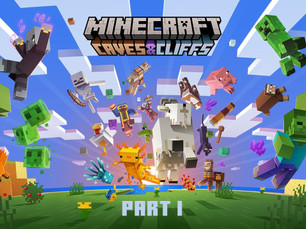Minecraft Caves and Cliffs: Part One sẽ ra mắt trong tuần sau