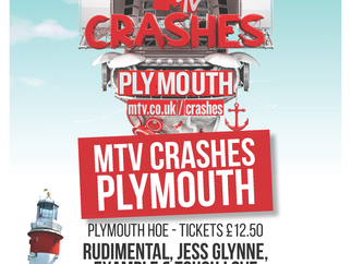 Are you ready for MTV Crashes Plymouth?