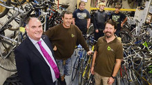 Excellent News for Bikespace!