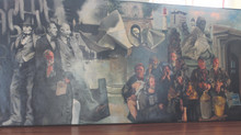 Lenkiewicz Painting is heart of Devonport Guildhall!