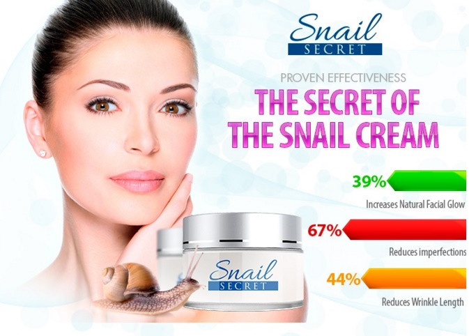 Snail Secret Review: New Anti-Aging Cream for Beauty & Smooth Skin!