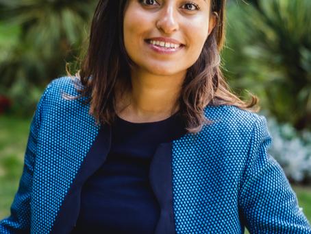 Dounia Zellou, Fondatrice d'Humanaya & Coach en leadership authentique