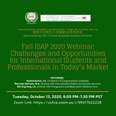 Challenges and Opportunities for International Students and Professionals in Today's Market