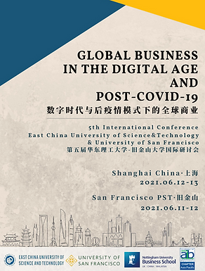 Global Business in the Digital Age and Post-COVID-19