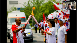 Can Olympic Games build bridges for cultural exchange andbusiness opportunities in today's world?
