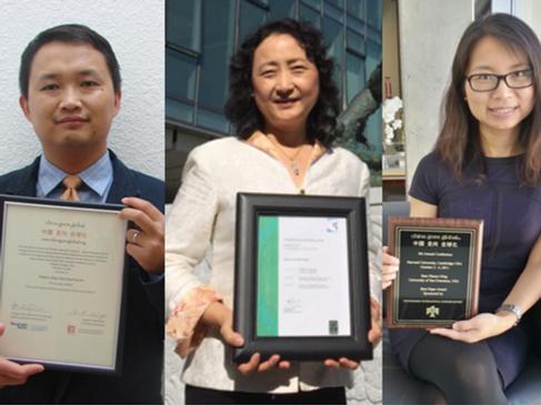 "Three USF Professors Win ""China Goes Global"" Best Paper Awards"