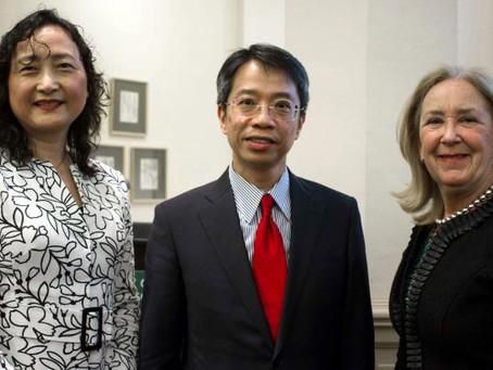 Hong Kong, China and the New Global Economy