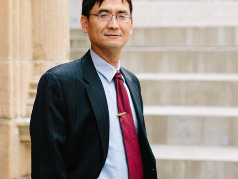 SVIC interviewed professor Chen to discuss corporate innovation.