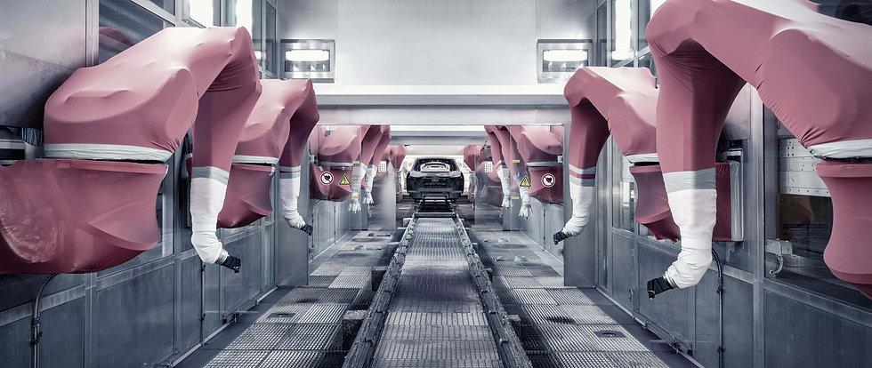 Industriefoto-Automobil-Lackierung-Ferti