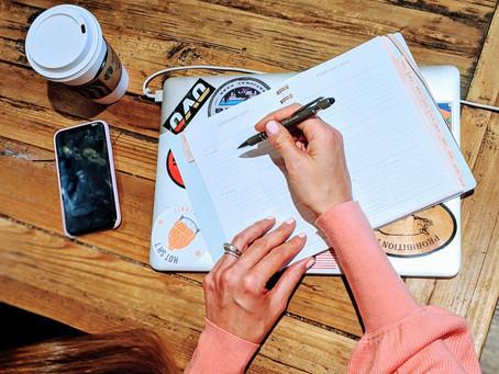 3 Ways I Keep the Creativity Flowing.