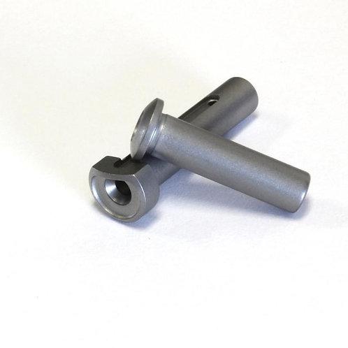 AR-15 Titanium Takedown Pins