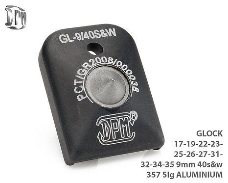 GLOCK-17-19-22 -23-25-26-27 -31-32-34 -35 9mm 40sw 357 Sig Aluminum Version