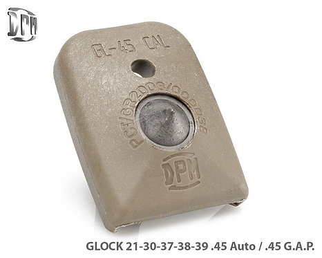 GLOCK 21-30-37-38-39 .45 Auto-.45 G.A.P. Polymer FDE