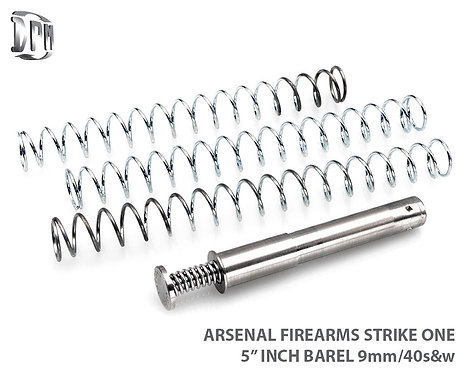 "ARSENAL FIREARMS STRIKE ONE 5"" 9mm 40s&w 357Sig"
