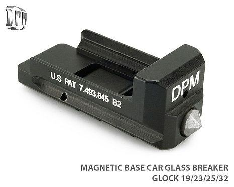Magnetic base Glock 19-23-25-32-38