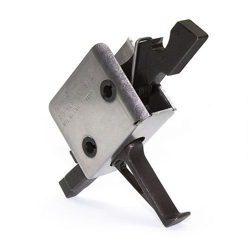 CMC AR-15  AR-10 9mm PCC Single Stage Drop-in Trigger – Flat Bow - 3.5lb Pull