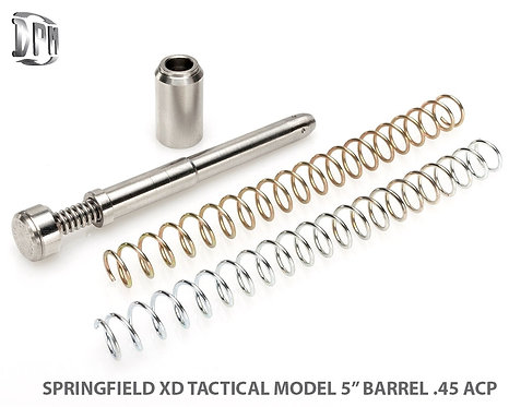 SPRINGFIELD XD Tactical model 5 .45ACP