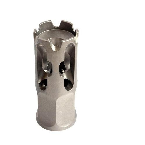 X3 .30 cal Titanium Compensator