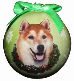 Christmas Ornament - Shiba Inu