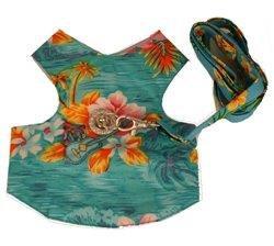 Blue Hawaiian Harness