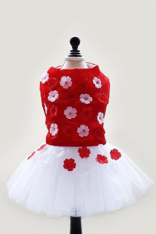 Satin Princess Tutu Dress