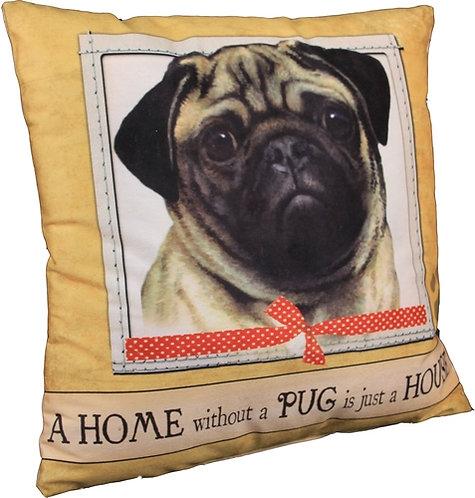 Plush Pillow - Puggle